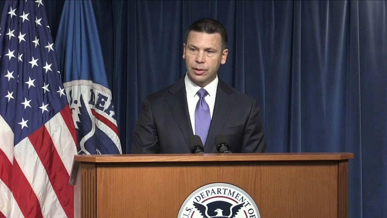 Acting US homeland security chief McAleenan resigns: Trump