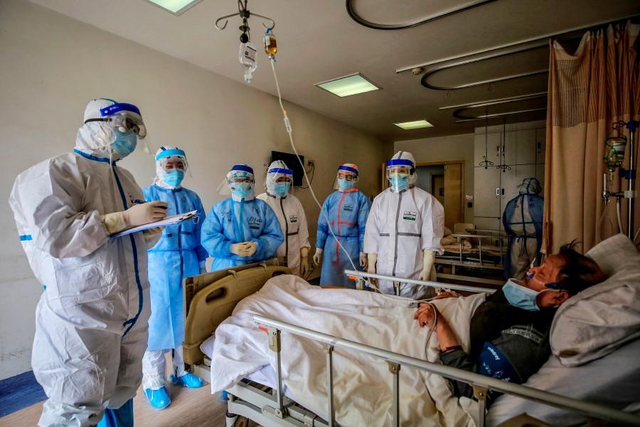 coronavirus:chinareports13newdeathsimportedcasesrise