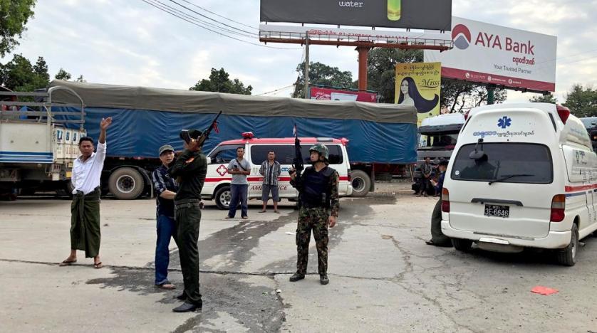 At Least 19 Killed in Fighting Between Myanmar Army, Rebels