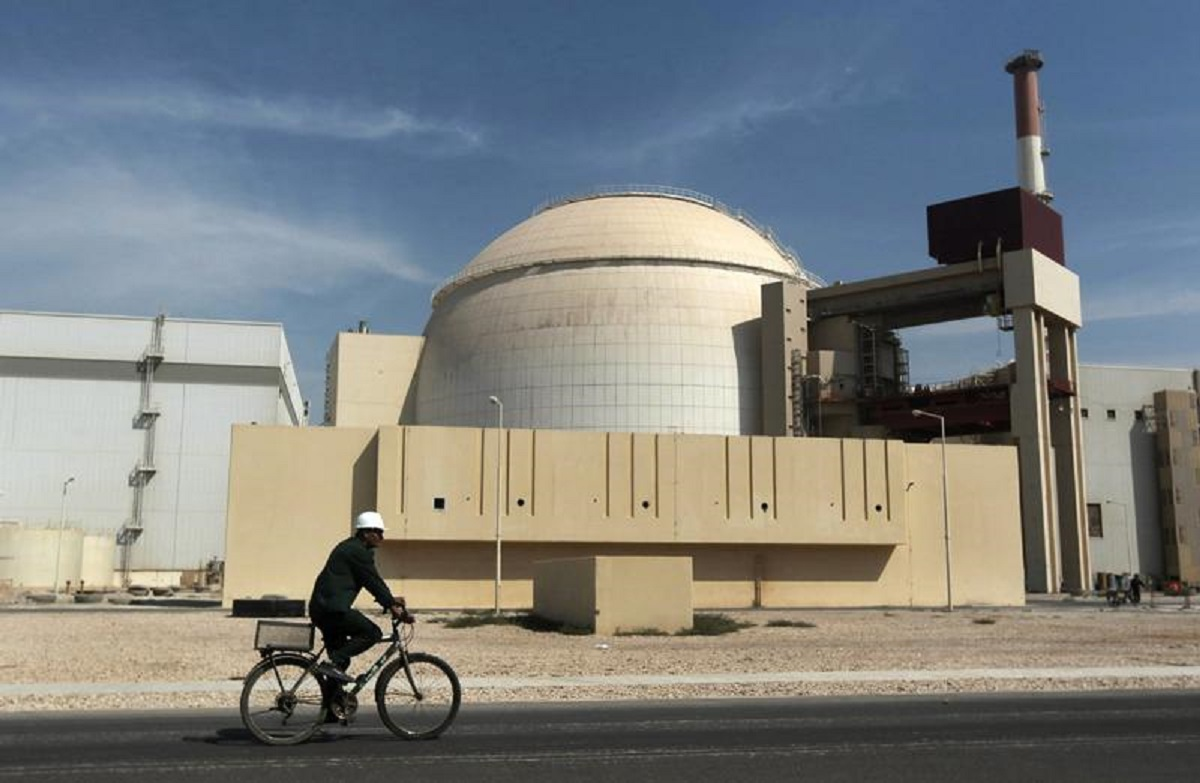 Iran announces an emergency shutdown of its sole nuclear power plant
