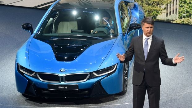 BMW CEO Harald Krueger to step down after disappointing business results