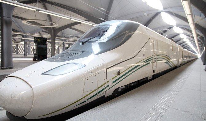 KSA's 300kph Haramain train to start service in September