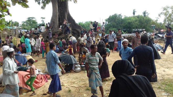Rohingya rebels declare one-month Myanmar ceasefire