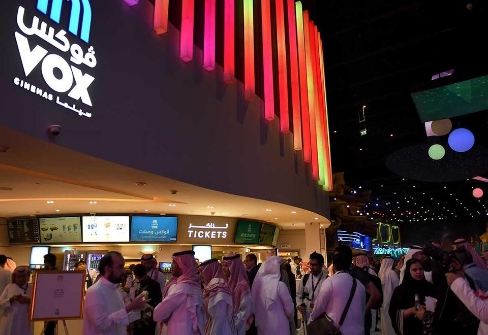 First Jeddah Vox Cinema to open January 28