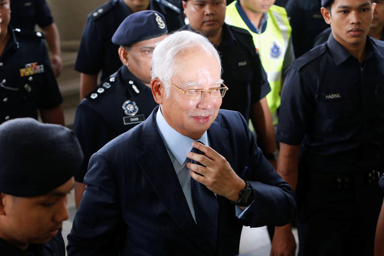 Malaysia ex-PM Najib to go on trial for corruption