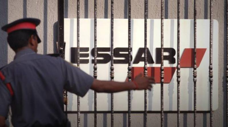 Essar Steel reports Rs 4,229 crore EBITDA during insolvency period