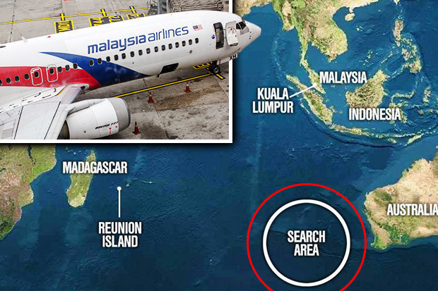 MH370 Fuselage With Airline Lettering Spotted On Google Maps In Cambodia: Report