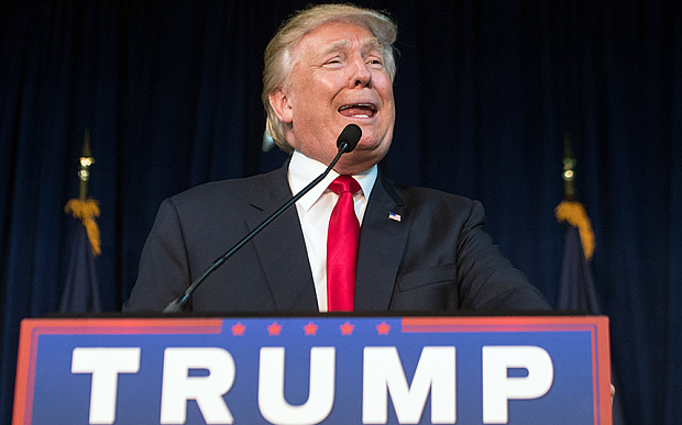 Alarmed Republican leadership rally against Donald Trump