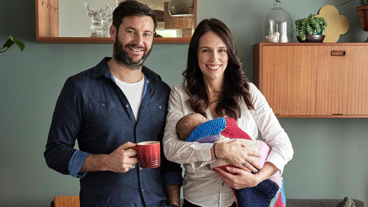 New Zealand PM Jacinda Ardern to marry long-time partner