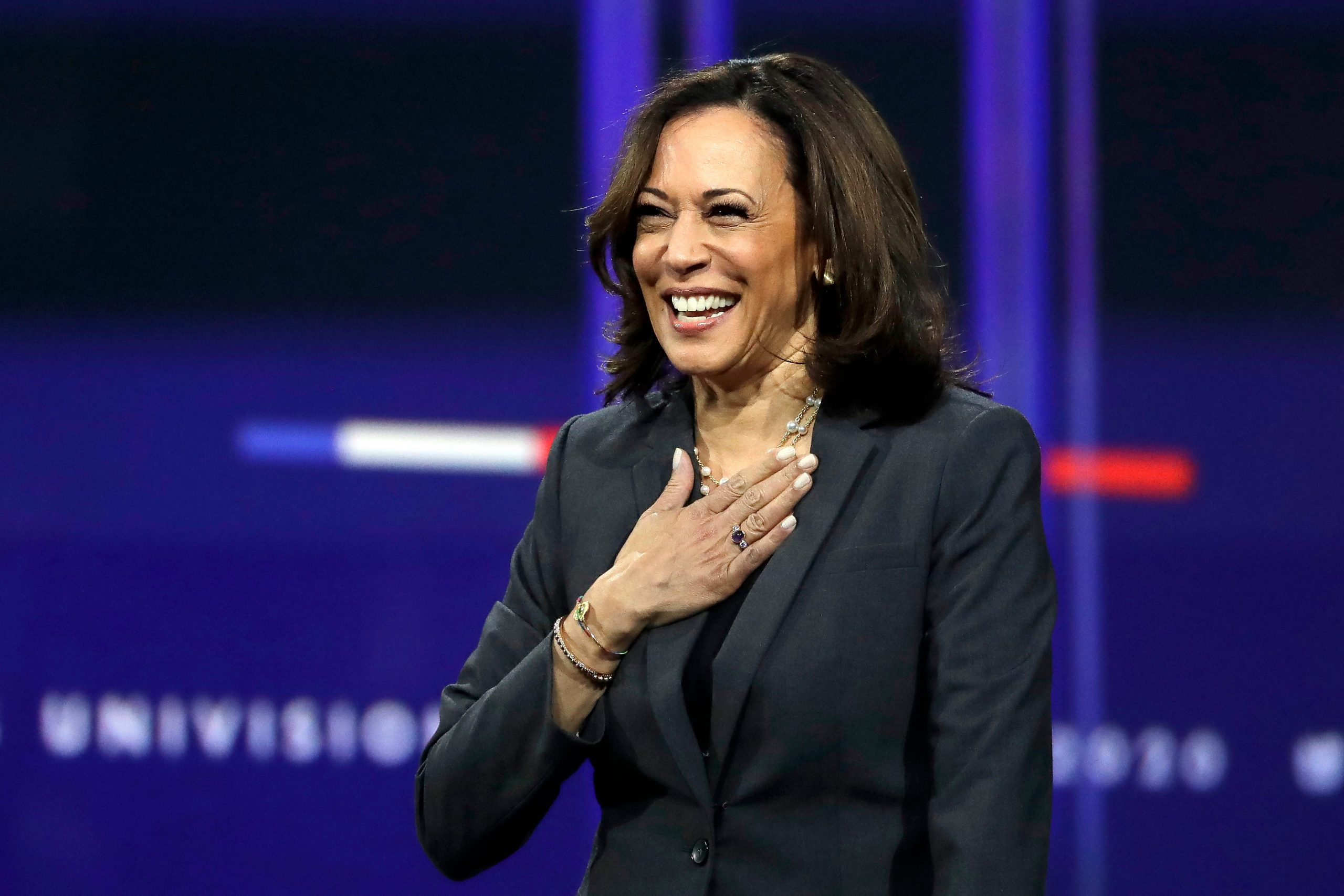 Indian-origin senator Kamala Harris named US Vice President candidate for Democratic party