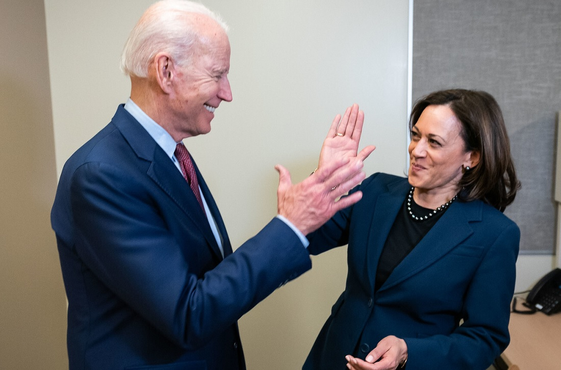 Biden will be a president for all Americans: Kamala Harris