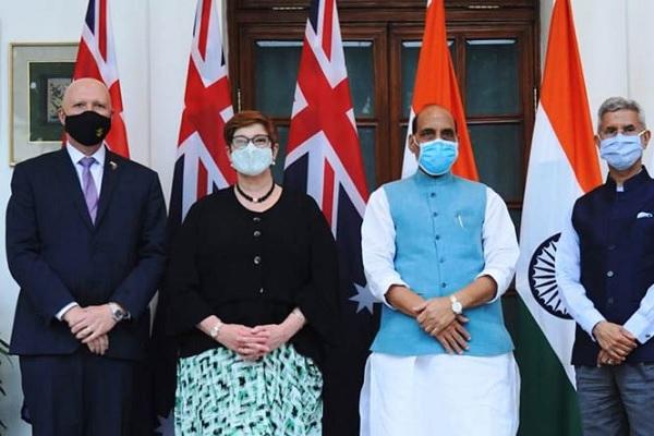 indiaaustraliaturndowncriticismonquadsayitreflects'globalisation'