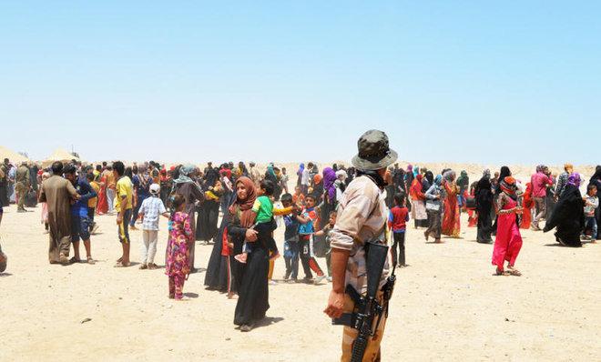Conditions dire for civilians stuck in Fallujah: UN