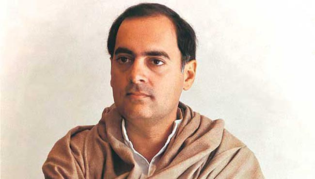 Nation pays homage to former PM Rajiv Gandhi on 28th death anniversary