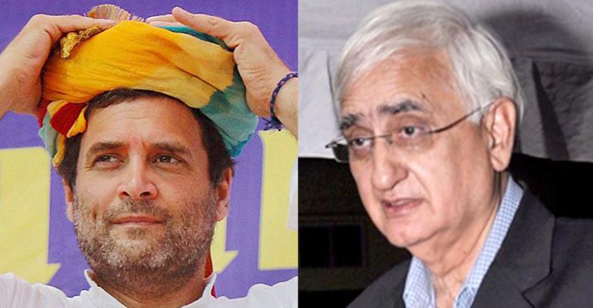 Rahul remains
