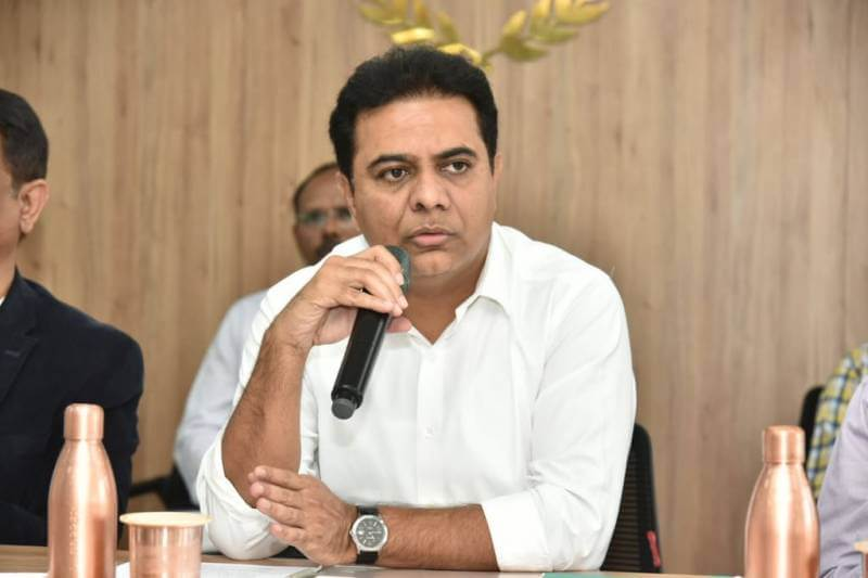 Proactive policies will attract investments into the country: K T Rama Rao