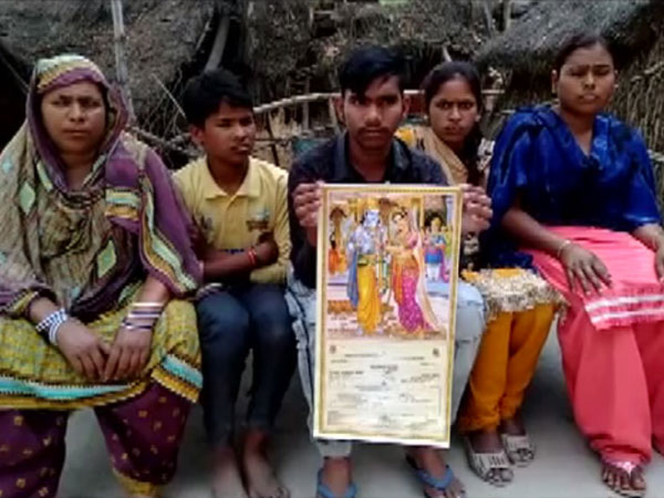 UP muslim family puts Ram-Sita