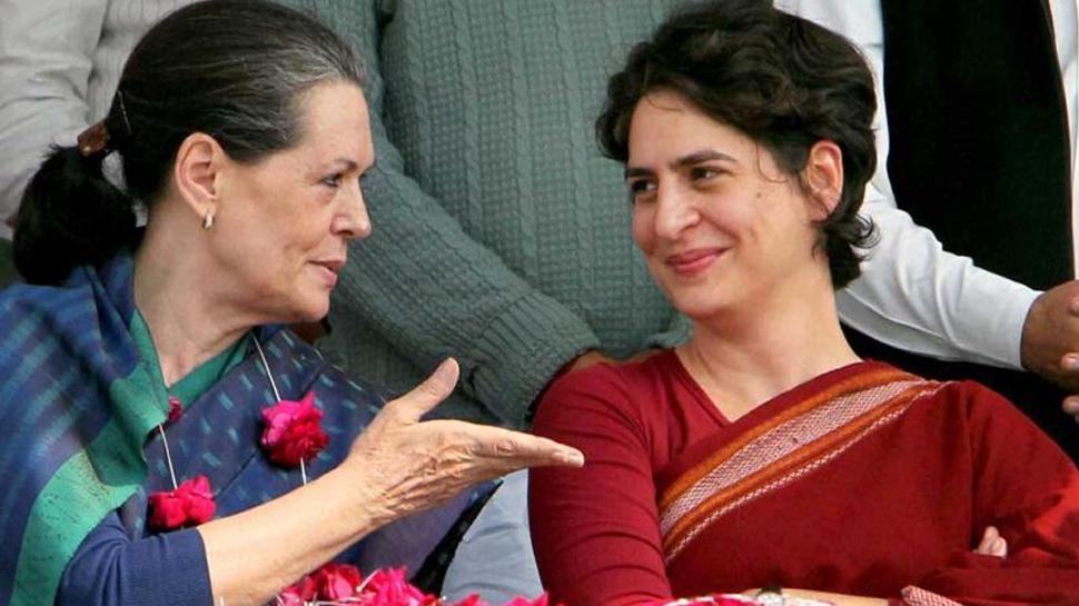 Sonia, Priyanka Gandhi to visit Rae Bareli to thank voters