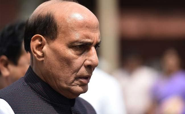 Defence Minister Rajnath Singh says that yoga spreads message of humanity