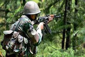 Pakistani troops violate ceasefire along LoC in Poonch district