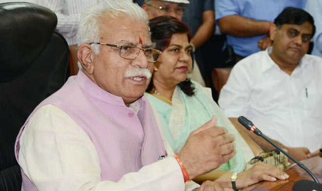 Haryana to give monthly allowance of Rs.9,000 to unemployed youth