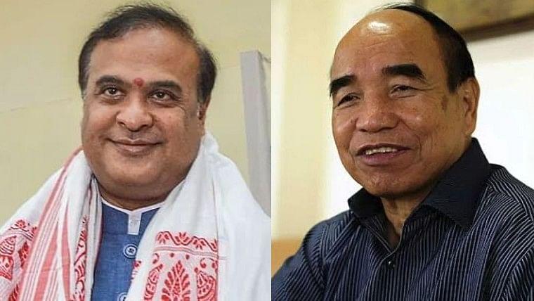 Shah speaks to Himanta, Zoramthanga on Mizoram-Assam border tension