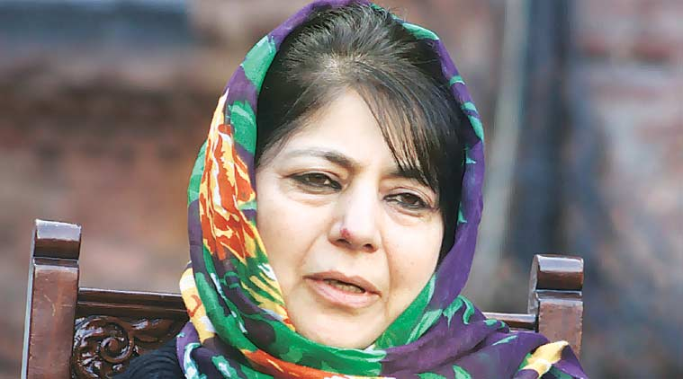 Only PM Modi can solve problems in Kashmir, says CM Mehbooba Mufti