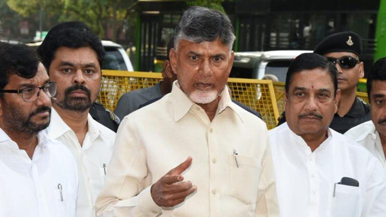 We will win, not even 0.1 per cent doubt about it: Chandrababu Naidu