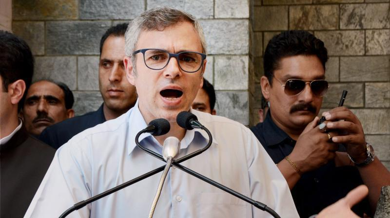 There was no hurry to replace Vaid as DGP: Omar Abdullah