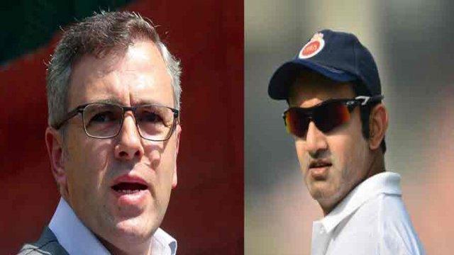 Gautam Gambhir suggests Omar Abdullah shift to Pakistan over his remarks for separate PM for J&K