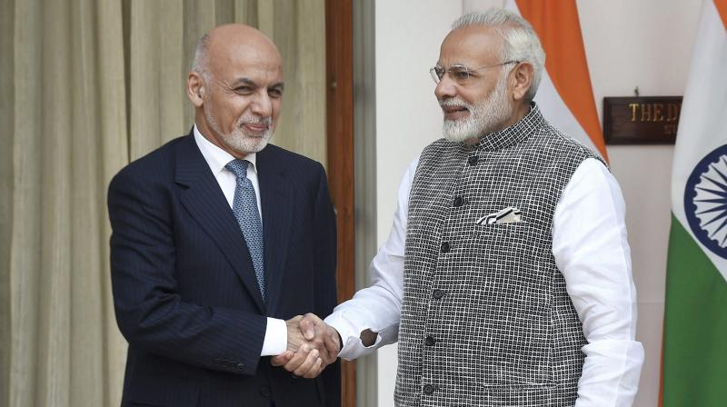 Afghanistan President Ashraf Ghani thanks PM Modi for extending Covid-19 related assistance