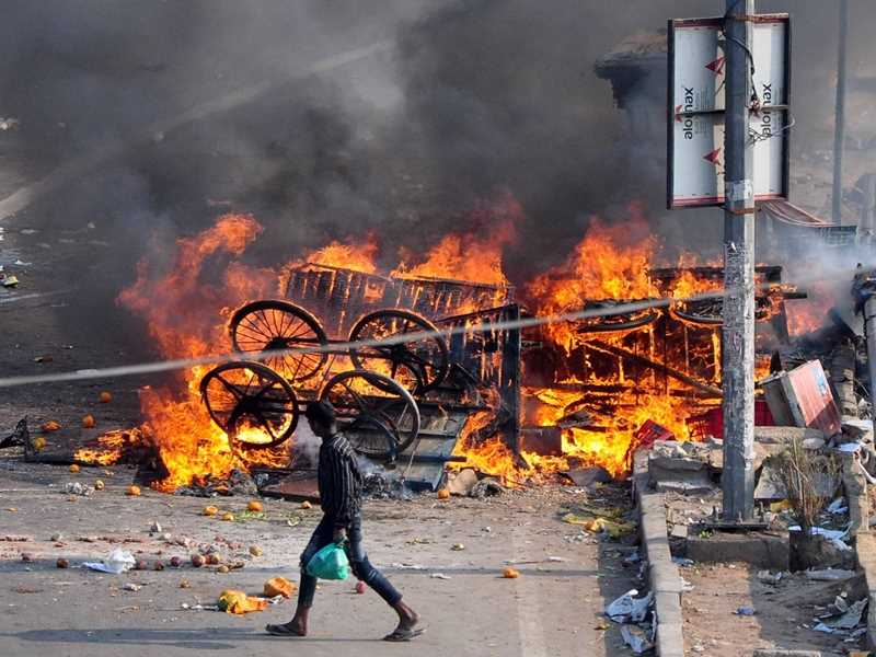 Delhi violence: Death toll reaches 32