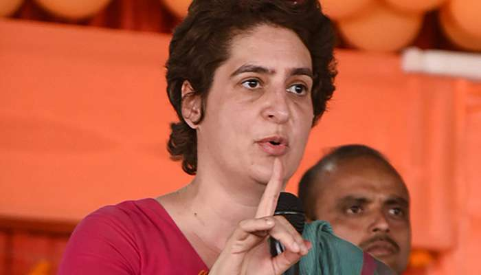 Why people like Sengar are given protection of political power, asks Priyanka