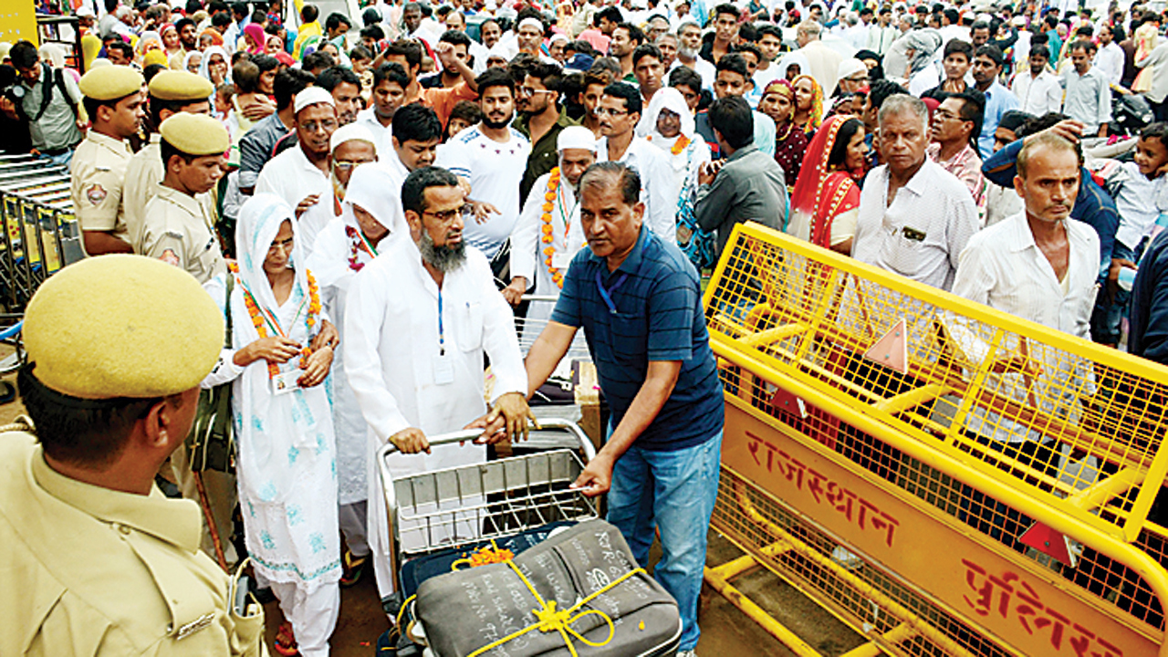 Minority Affairs Ministry Lifts Haj Ban for the Differently-Abled