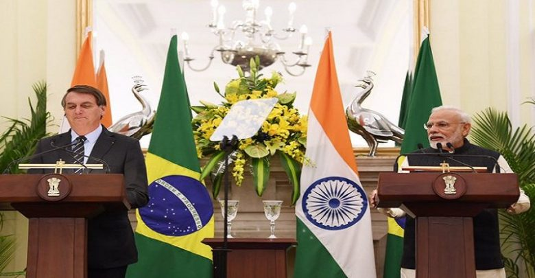 India, Brazil ink 15 pacts to broadbase ties further