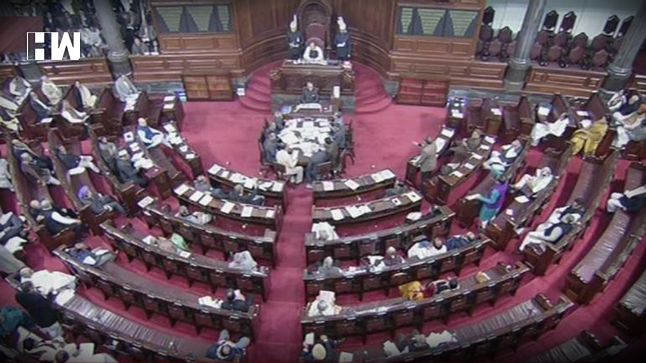 Rajya Sabha suspends question hour to take up issue of publication of draft NRC