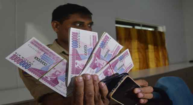 Illegally Transported Turkish Currency Worth Rs 71 Crore Seized In Bengaluru
