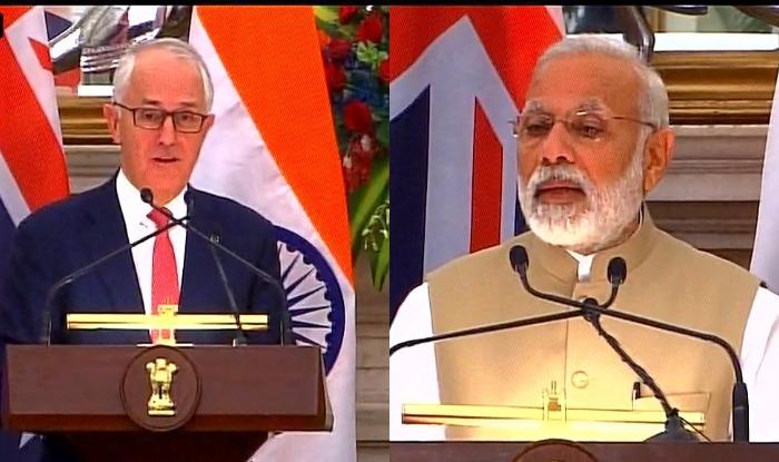 Modi raises visa issue with Australian PM Turnbull