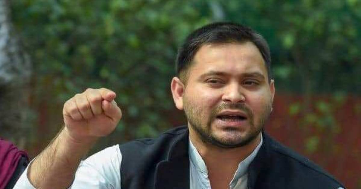 Bihar expecting lies and jumlas in PM rally: Tejashwi Yadav