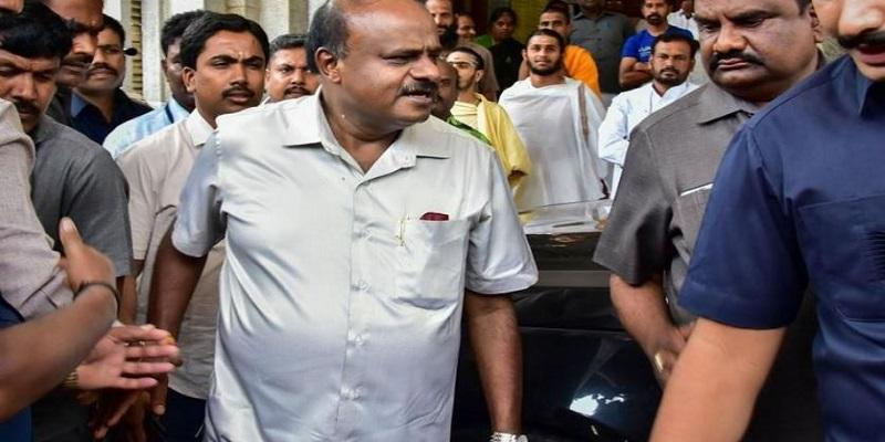 Some JD(S) MLAs favour giving external support to BJP, Kumaraswamy to decide: G T Devegowda