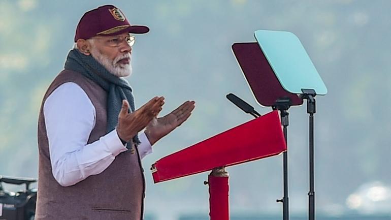 PM Modi to address 25 lakh Chowkidars today