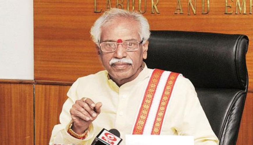 Dattatreya appeals to trade unions not to go ahead with proposed strike