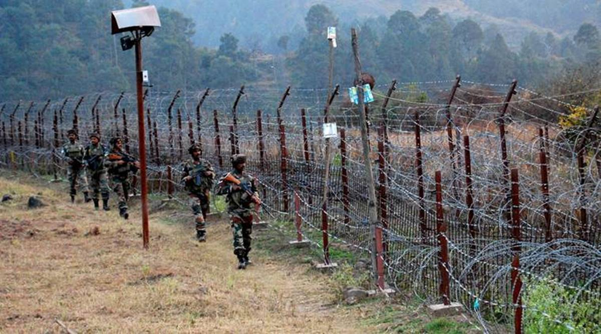 India-Pak troops exchange fire along IB in JK