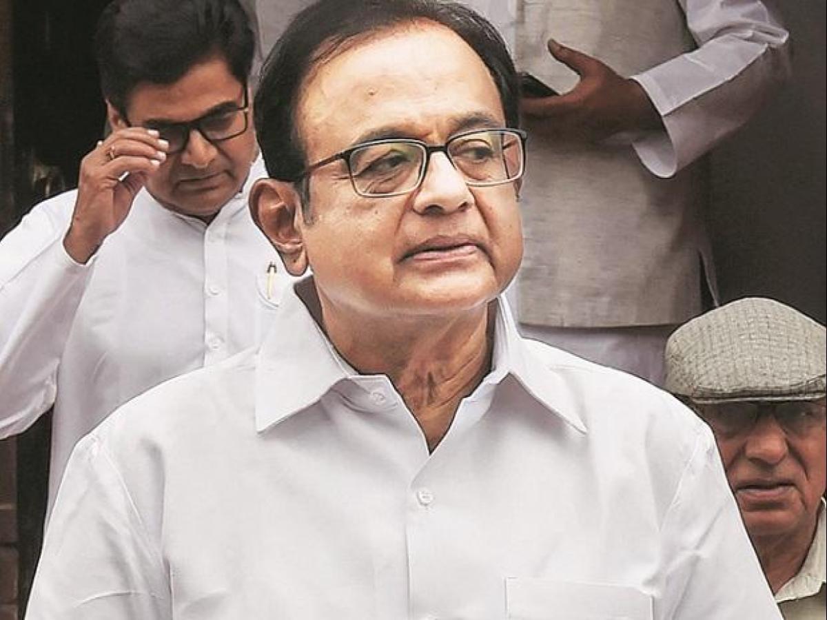 SC issues notice to CBI on Chidambaram