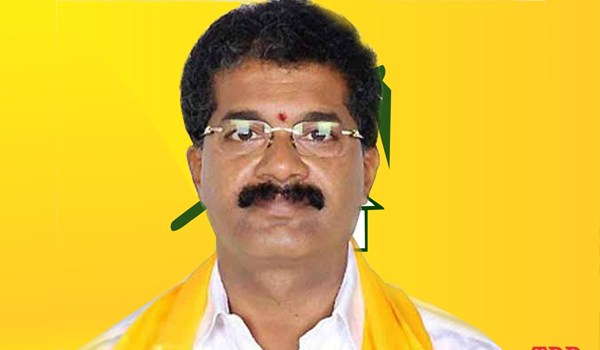 Another TDP MLA Rajender Reddy joins TRS