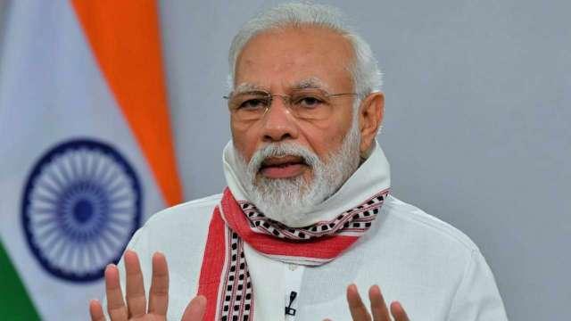 PM Modi speaks at webinar on PLI Scheme