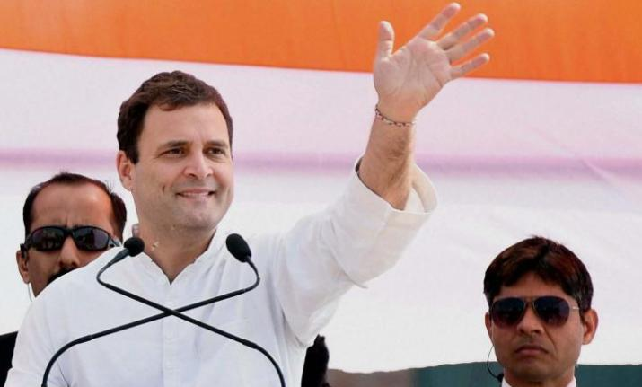 Rahul Gandhi to visit Telangana tomorrow; to address two public meetings
