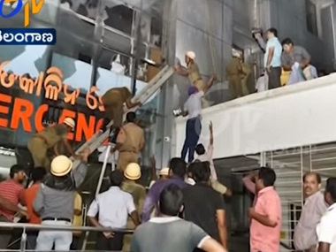 Rohini Hospital Fire: Doctors Booked for Leaving Patient to Die