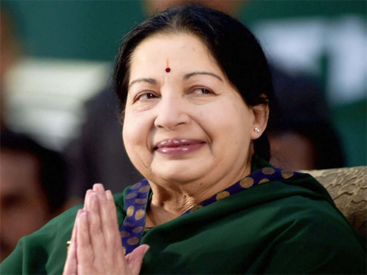 Tamil Nadu CM to unveil Jayalalithaa memorial on Jan 27