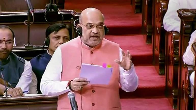 Govt introduces J&K Reorganisation Bill 2019 in Rajya Sabha